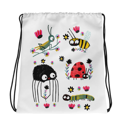 Bug Buds - Drawstring bag