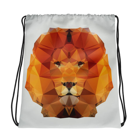 Lion - Drawstring Bag