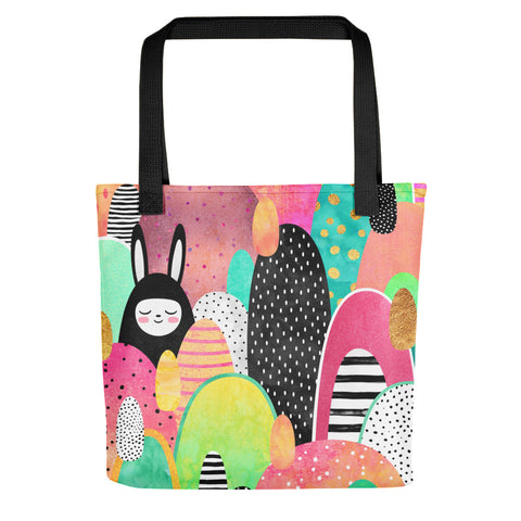 Deep In The Forest - Tote Bag