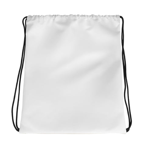 Girl Portrait - Drawstring Bag