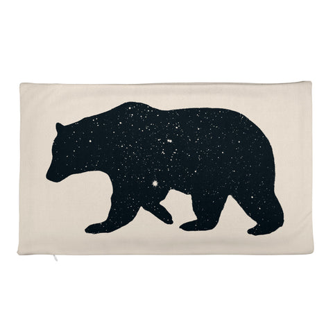 Bear - Rectangular Pillow Case