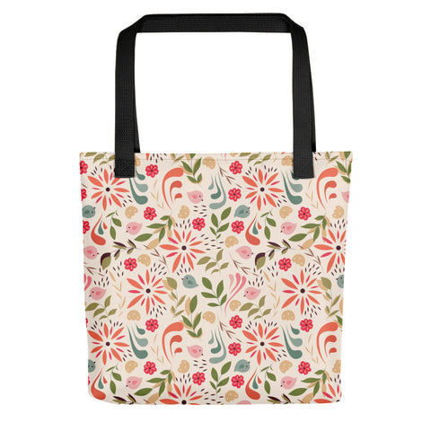 Little Flowers - Tote Bag