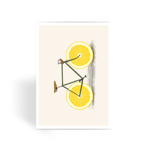 Zest - Greeting Card