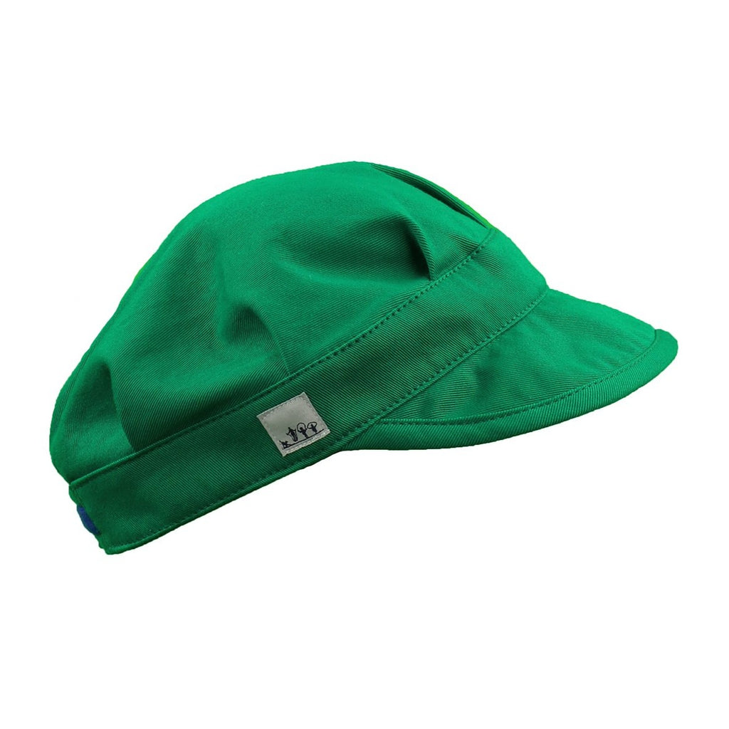 Cotton Summer Cap | Green - PECEGUEIRO & F.os