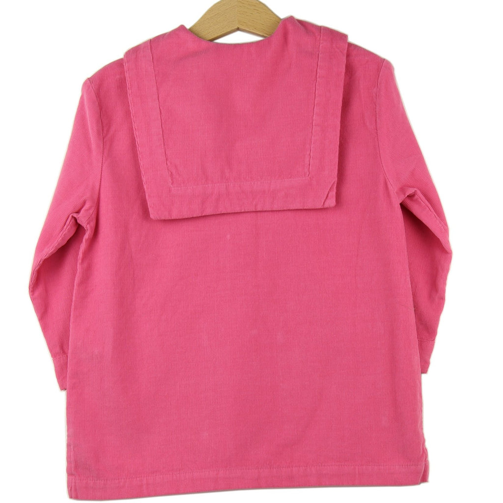 Girls sailor dress - Pink