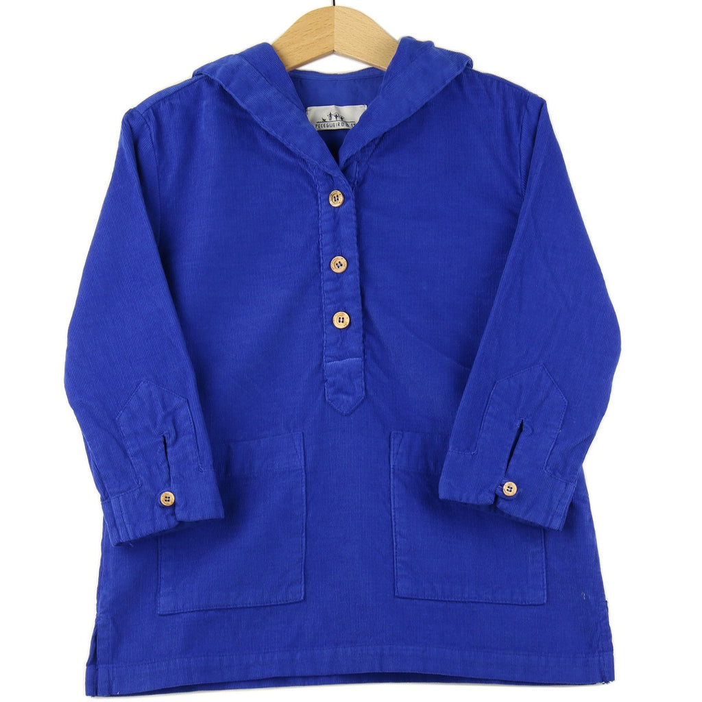 Girls sailor dress  - Royal Blue