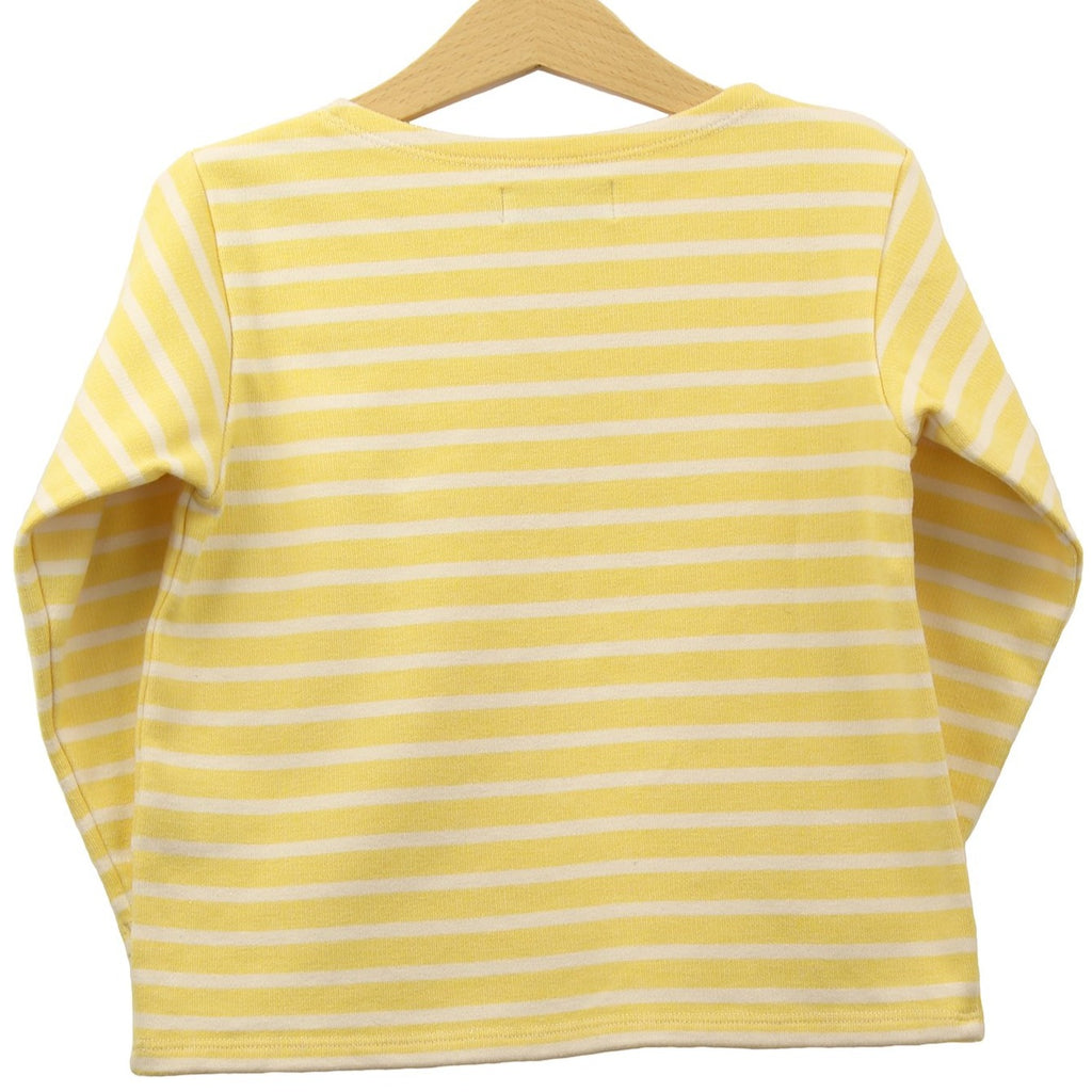 Marinière | Yellow | Striped