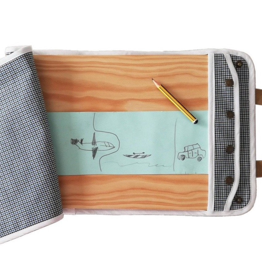 PORTABLE DRAWING BOARD | PIED'POULE