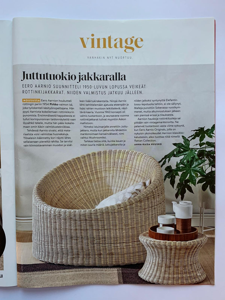 Avotakka Magazine Feature