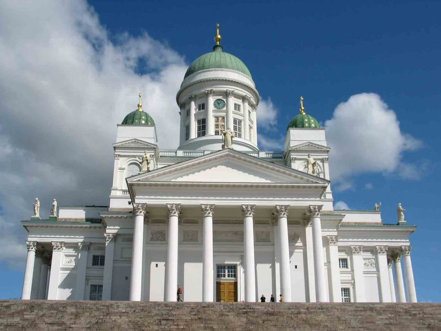 Famous Finnish Architectural Landmarks