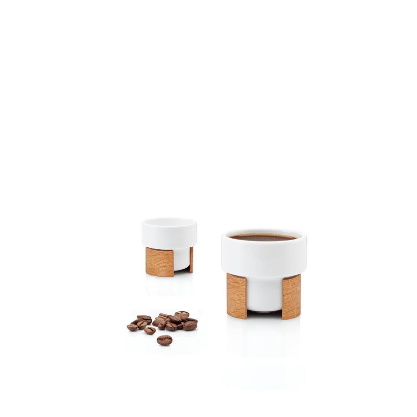 WARM espresso cup, 8 cl (Set of 2)