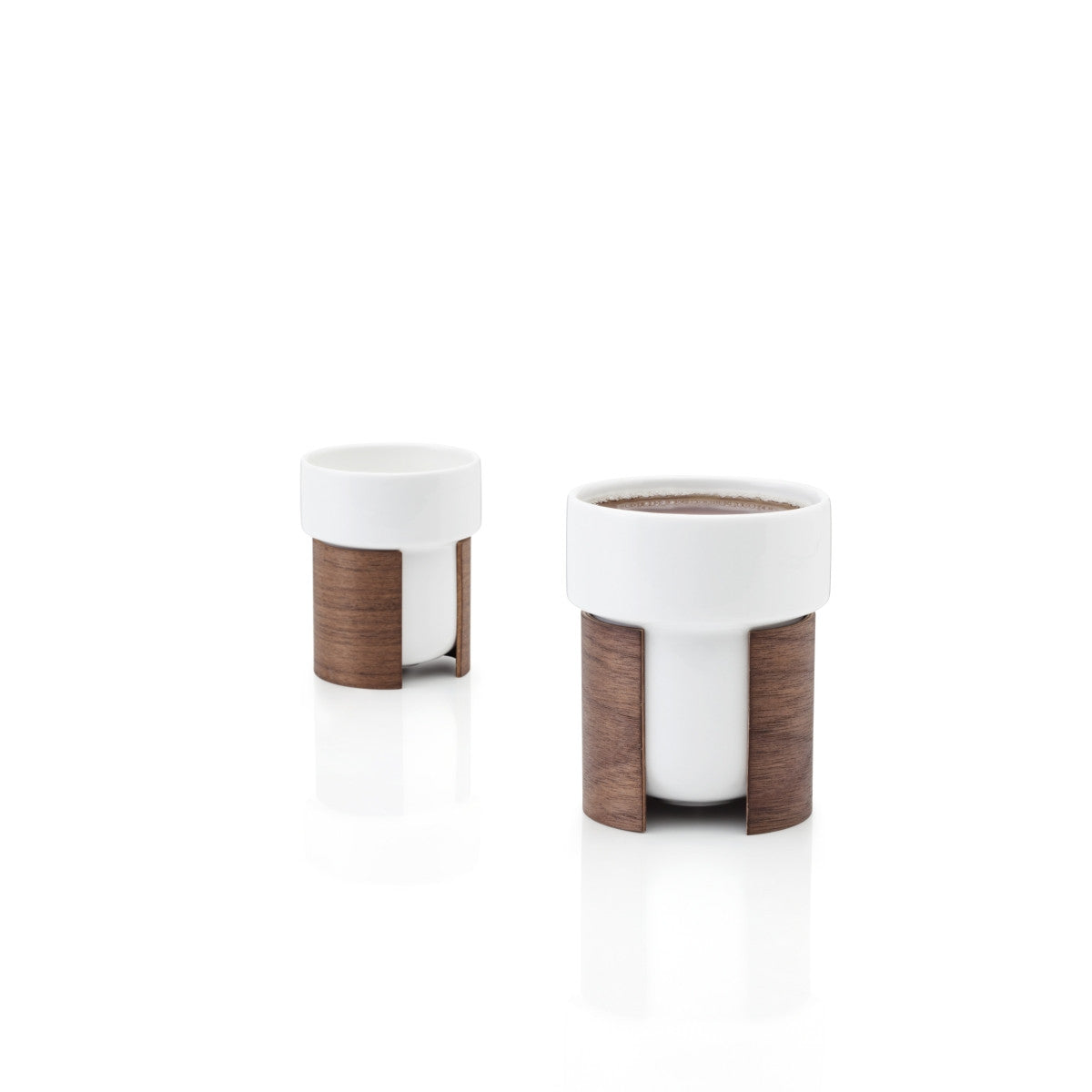 WARM tea & coffee cup, 24 cl (Set of 2)