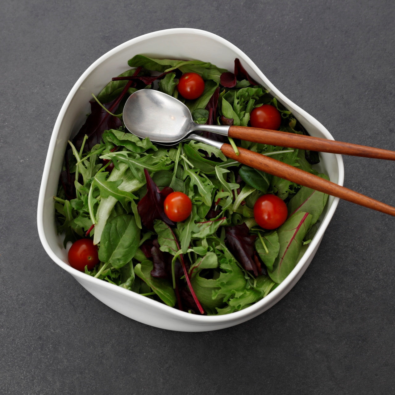 TOUCH salad bowl