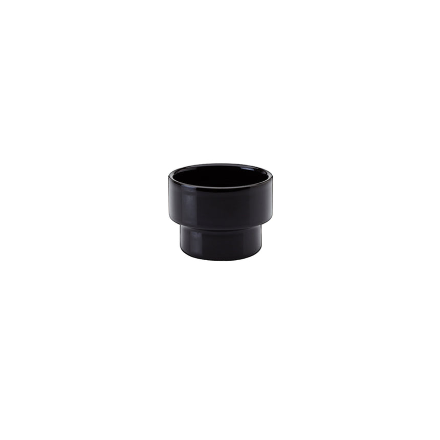 Spare – Ceramic part for 16 cl WARM Cappuccino cup - Black