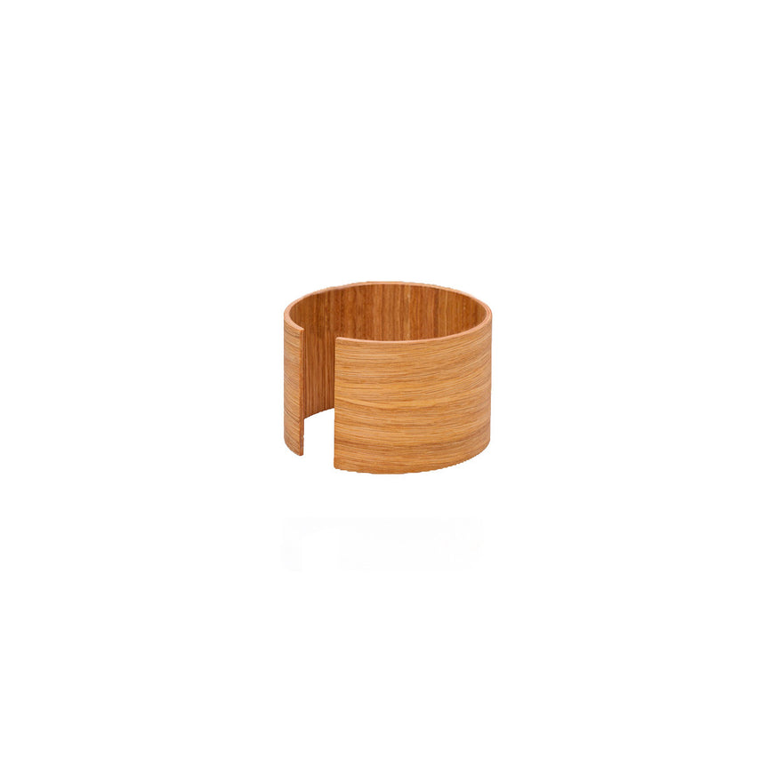 Spare - Wood part for 40 cl WARM latte cup - Oak