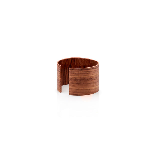 Spare - Wood part for 40 cl WARM latte cup - Walnut