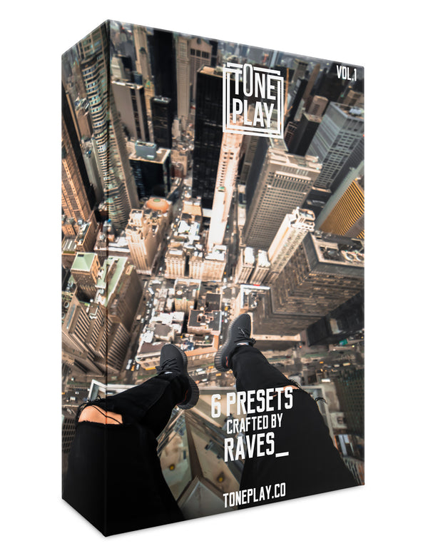 Rave Everything Preset Pack, Presets, Raves_ - Toneplay