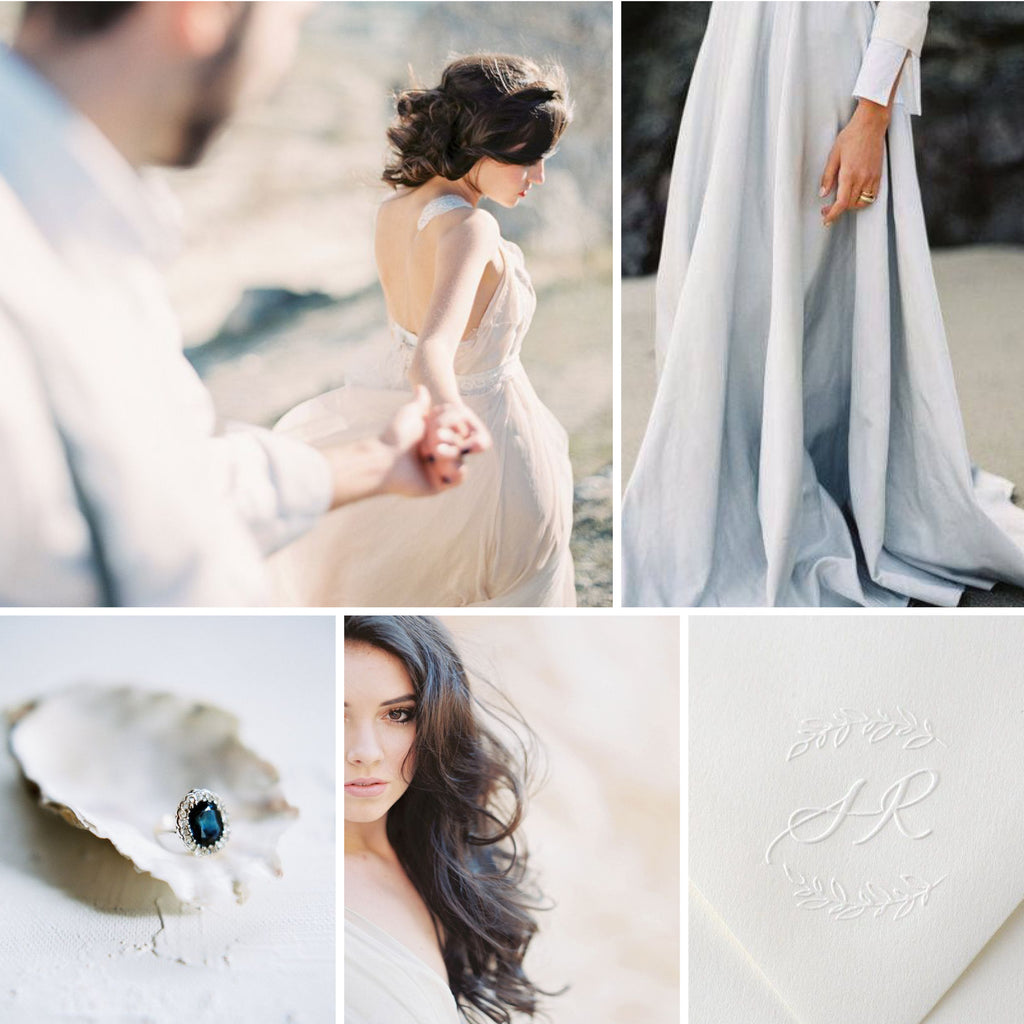 OCEAN BLUE WEDDING