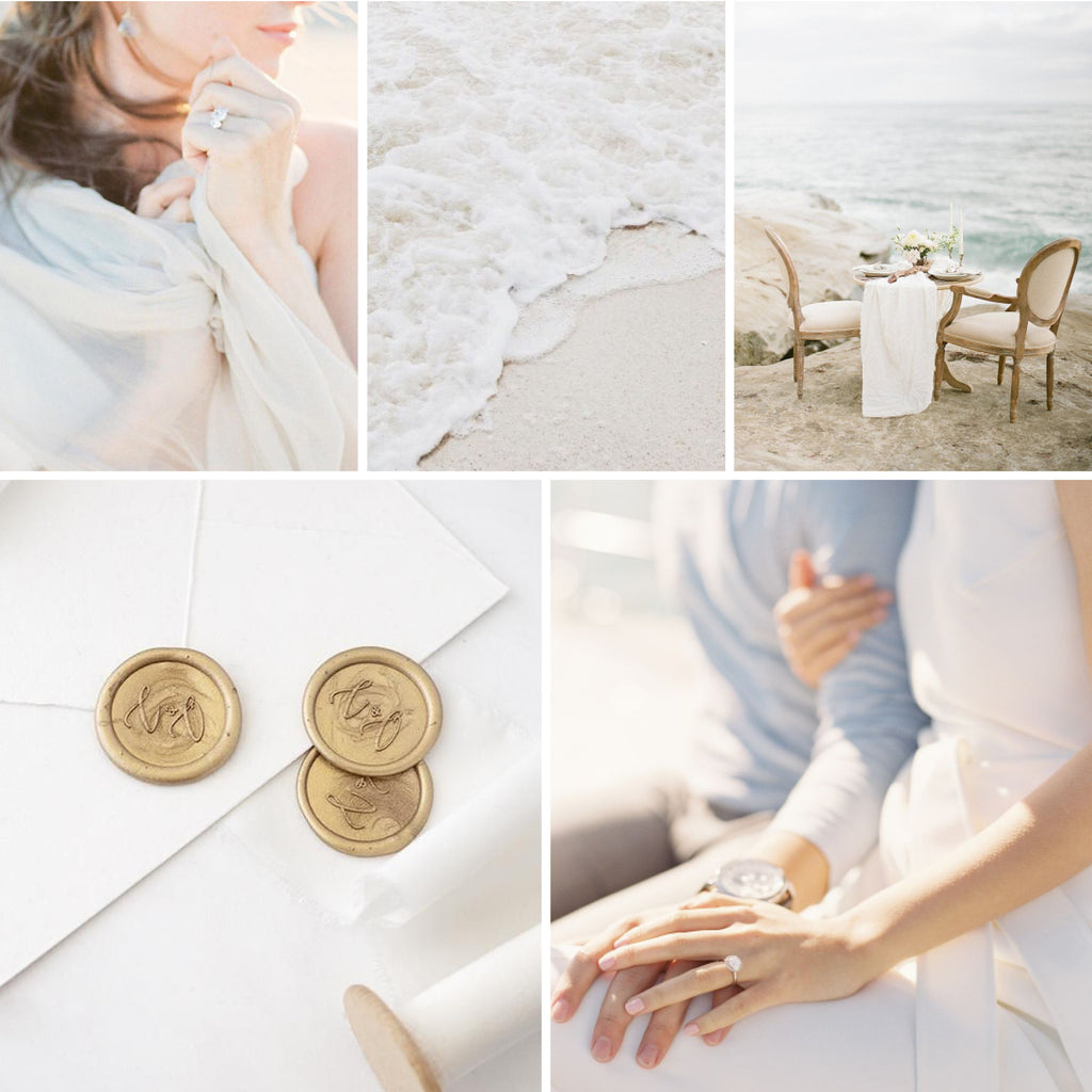 SEA BREEZE WEDDING INSPIRATION