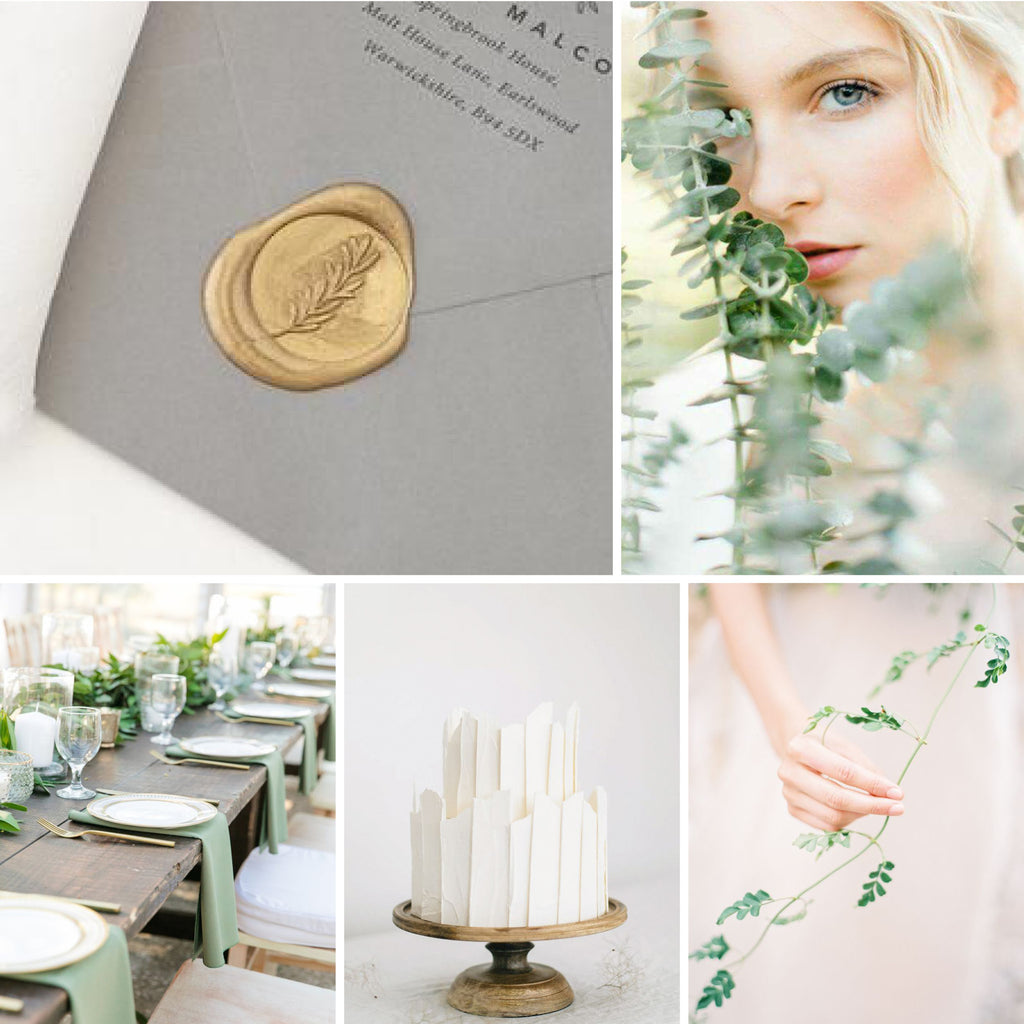 NATURAL BEAUTY - AN AL FRESCO GARDEN WEDDING