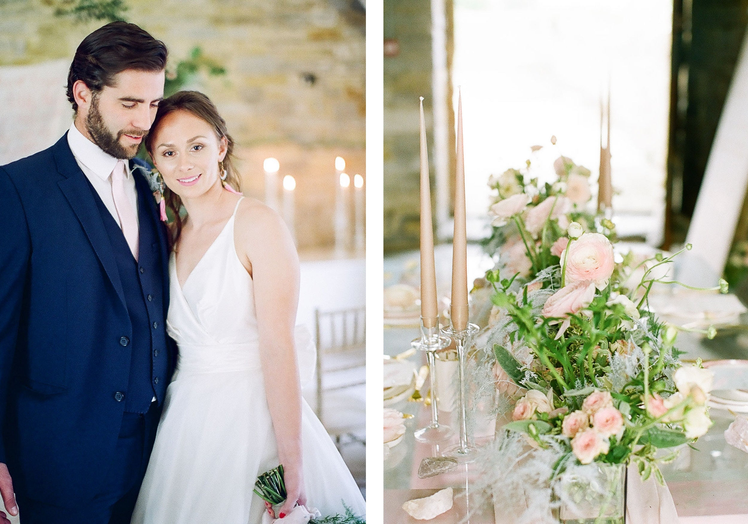 Almorny Barn Wedding | Heirloom Seals