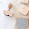 Luxury Rubber Stamps | Custom Rubber Stamps | Heirloom Seals