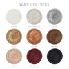 Wax Seal Colour Options | Heirloom Seals