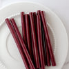 Burgundy 7mm Glue Gun Sealing Wax Sticks | Heirloom Seals