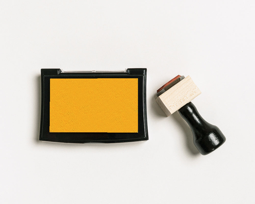 Yellow Ink Pad - Versacolor Canary