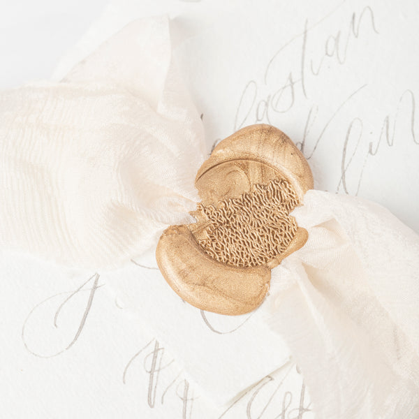 CORALIA - COASTAL WAX SEAL STAMP