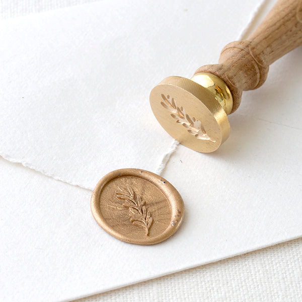 Custom Wax Seal Stamp | Personalised Wax Seals | Heirloom Seals