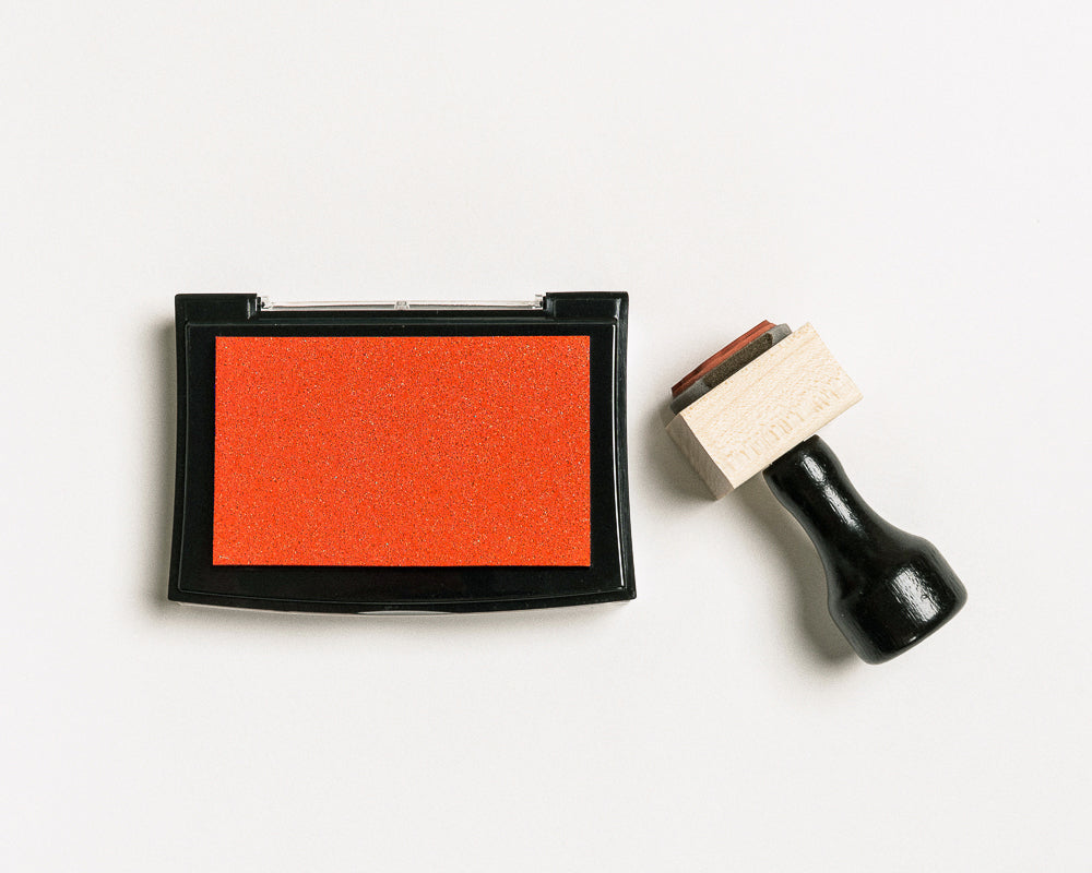 Orange Ink Pad - Versacolor