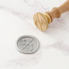 Monogram Wax Seal Stamp - Style 8