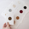 Wax Seal Colour Samples | Wax Seal Sample Collection Box | Heirloom Seals