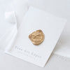 Wax Seal Fine Art Edge Samples | Wax Seal Sample Collection Box | Heirloom Seals