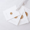 Wax Seal Shape & Size Samples | Wax Seal Sample Collection Box | Heirloom Seals