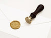 COUPLES FIRST NAME SELF-ADHESIVE WAX SEALS - ZOEY