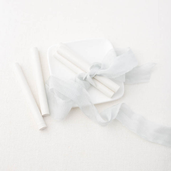 Matte White 11mm Glue Gun Sealing Wax Sticks | Heirloom Seals