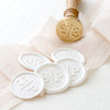 CLASSIC MONOGRAM WAX SEAL STAMP - GRACE