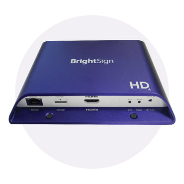 BrightSign HD224 Standard I/O Media Player