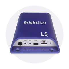 BrightSign LS424 Standard I/O Media Player