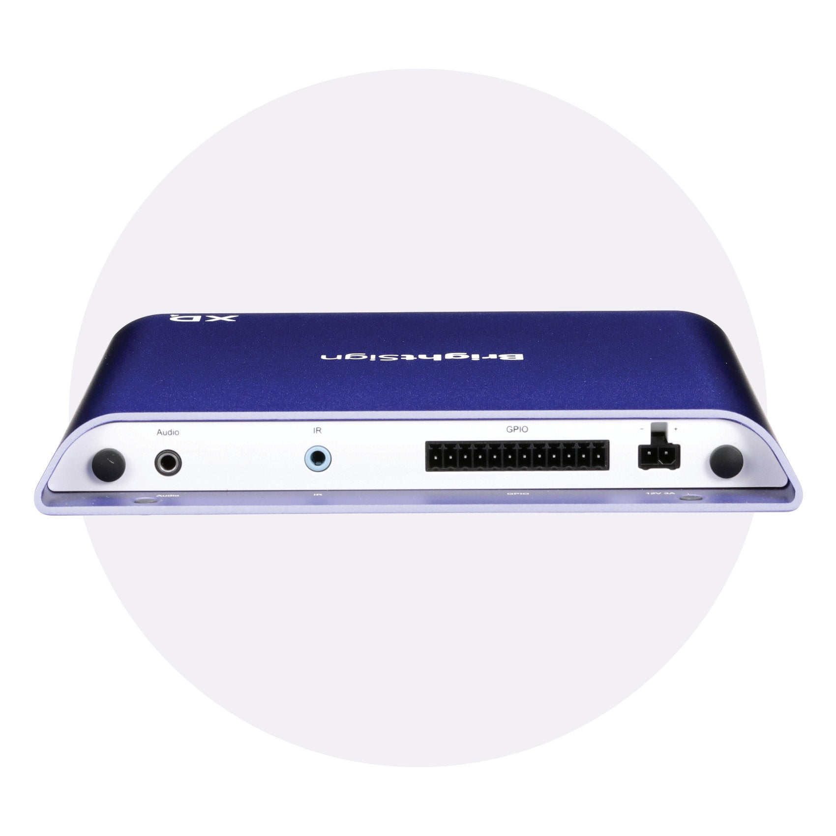 BrightSign XD234 Standard I/O Media Player