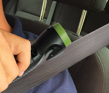 AutoEscape with Window Striker, Seat Belt Cutter, and LED Lighting - Magnetized Surface