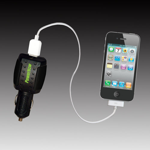 PowerNow USB Car Charger