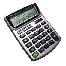 2-Line TrackBack Business Mini Desktop Calculator