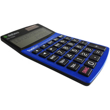 2-Line TrackBack Business Slim Mini Desktop Calculator