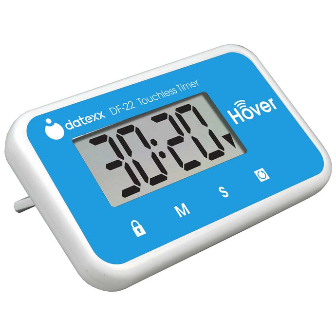 Hover Touchless Timer - Blue