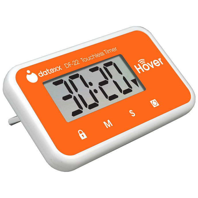 Hover Touchless Timer - Orange