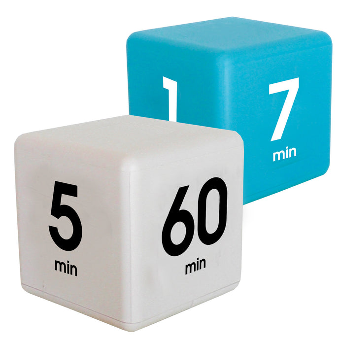 Cooking Smartly with the Time Cube: 5-15-30-60 Minutes and 1-3-5-7 Minutes