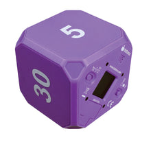 TimeCube® Plus 5-10-20-30 Minute Preset Timer- Purple
